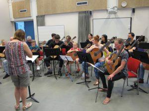Festival Ensemble Twents Gitaarfestival